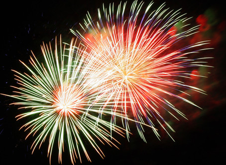 Fireworks Competition 2018 - Win a Stay at The Cwtch!