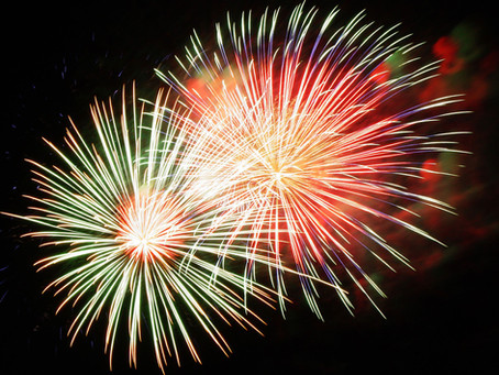 Firework Shows in Melbourne, FL: Fireworks Dinner Cruise