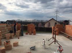 Výstavba RD, Praha, Zdiby