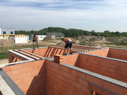 Výstavba RD, Praha-východ, Horoušany