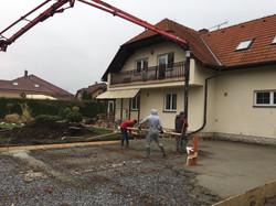 Přístavba RD, Praha - Vinoř
