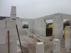 Výstavba RD, Praha-východ, Sedlec