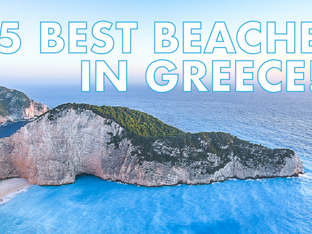 What are the best beaches in Greece? VIDEO.
