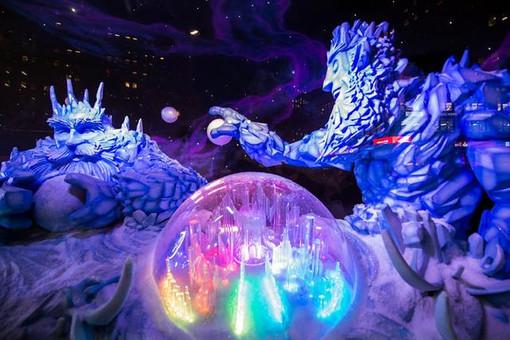 Space Christmas 2014