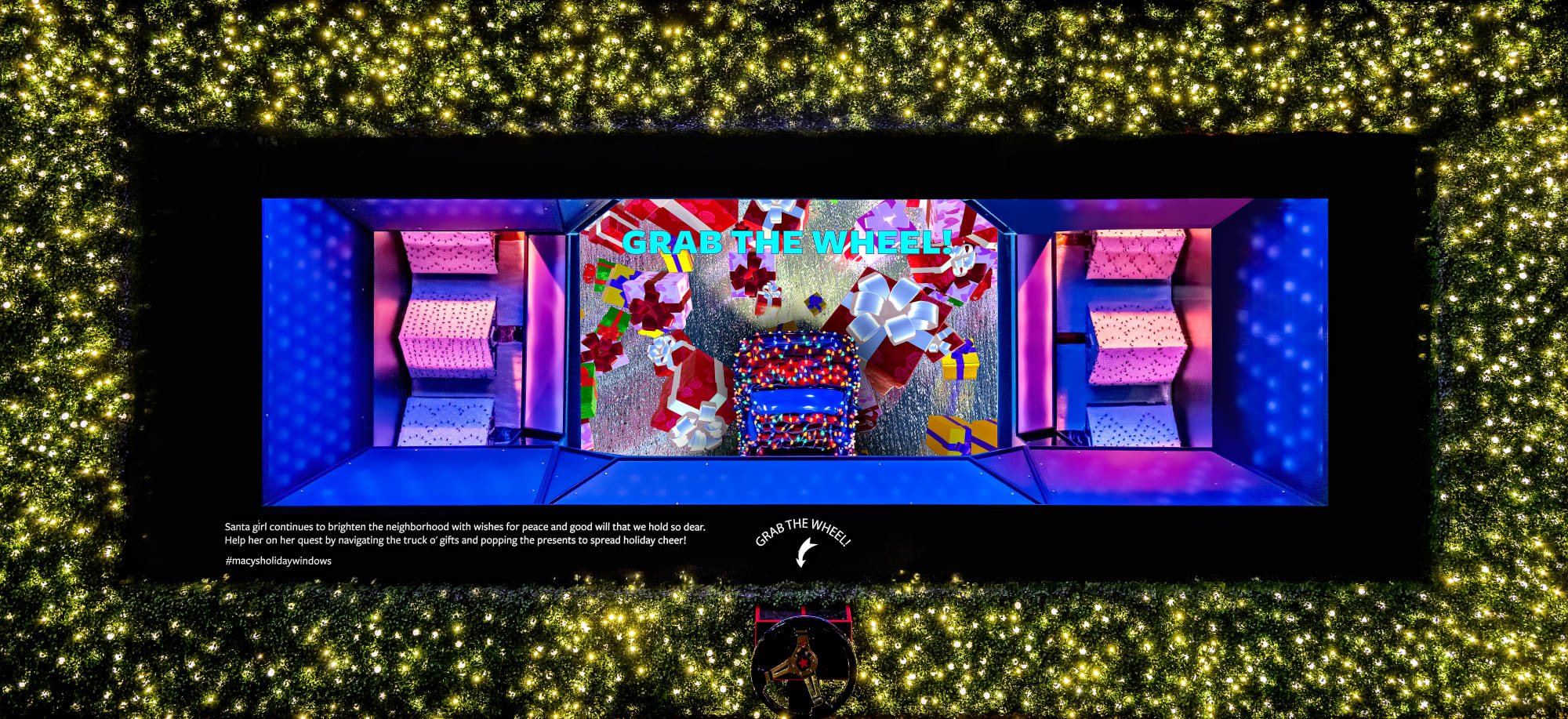 Macy's Holiday Windows 2019