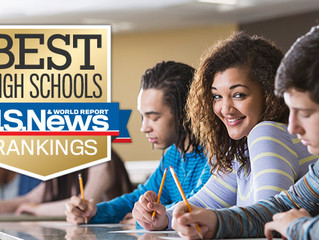 MESA listed as one of top high schools in USA, according to U.S. News!