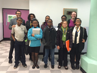 Brooklyn LAB Students Help Design Curriculum for Charter's New High Schools