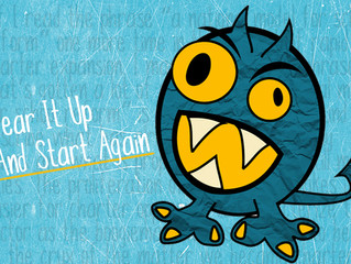 Tear It Up And Start Again