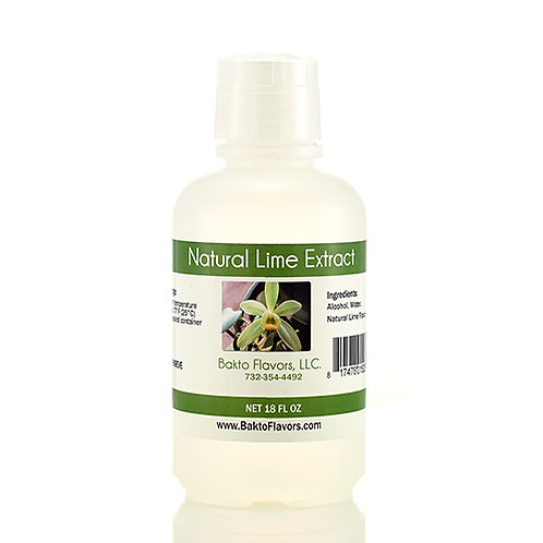 Natural Lime Extract