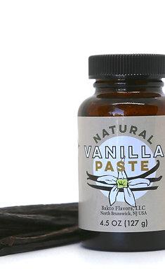 Natural Vanilla Paste - 4.5 OZ