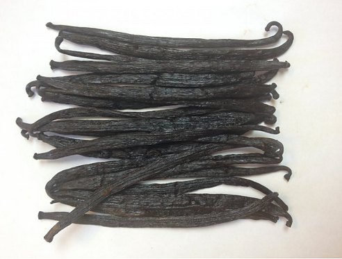 Gourmet Vanilla Beans from Papua New Guinea