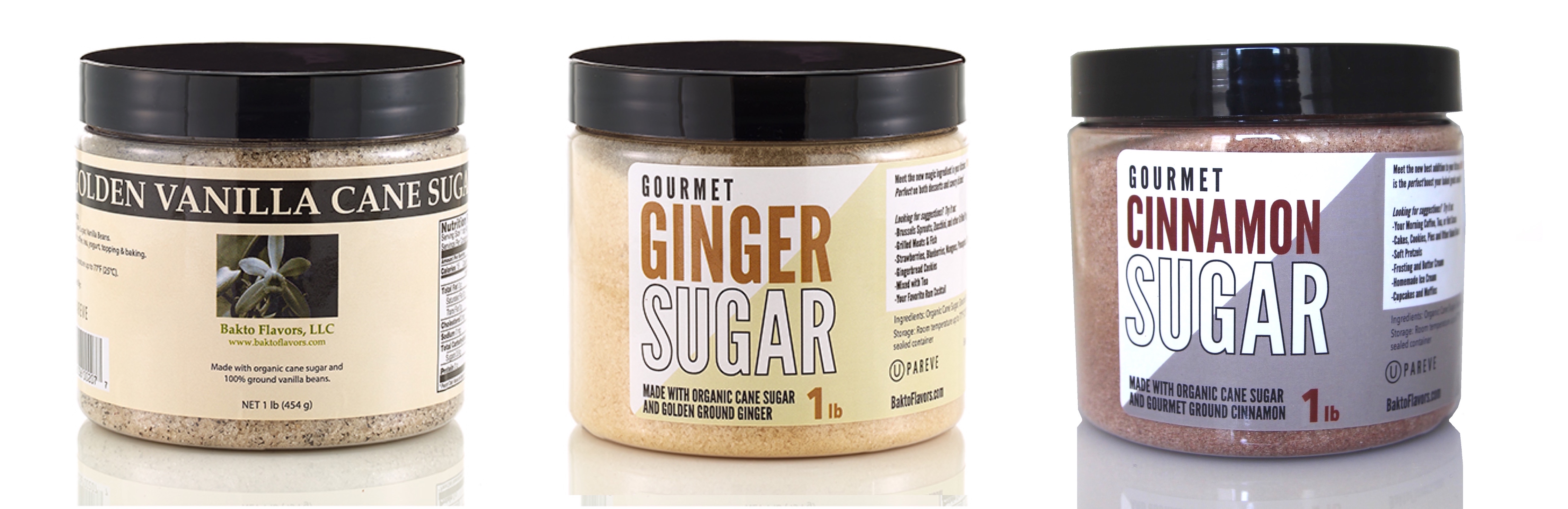 Gourmet Sugars