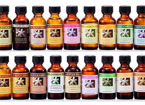 PICK YOUR OWN 1 OZ - Natural Flavors Collection