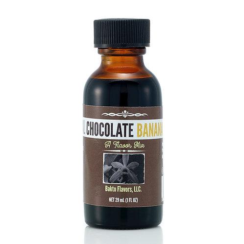 Natural Chocolate Banana Flavor