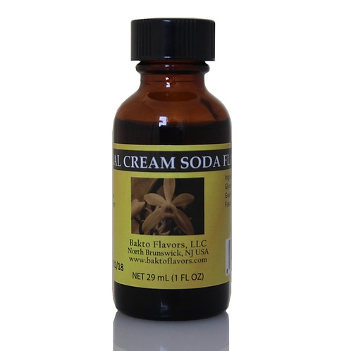Natural Cream Soda Flavor