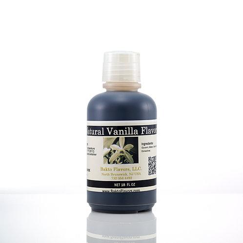 Natural Vanilla Flavor - Alcohol Free