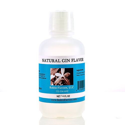 Natural Gin Flavor