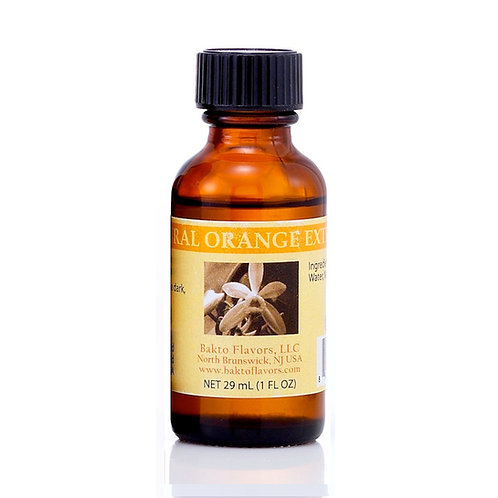 Natural Orange Extract