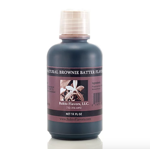 Natural Brownie Batter Flavor