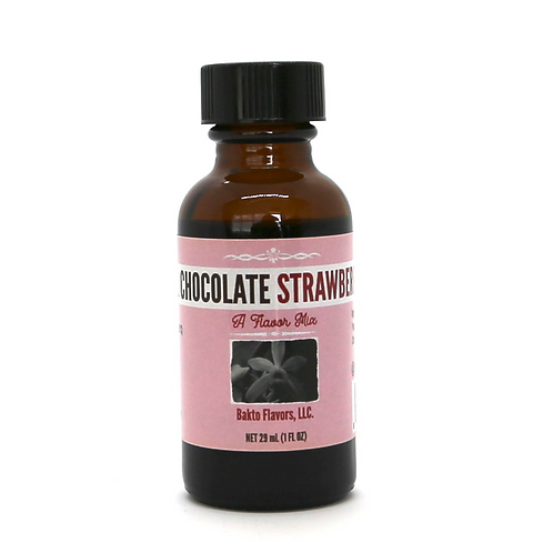 Natural Chocolate Strawberry Flavor