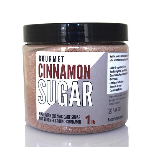 Gourmet Cinnamon Sugar