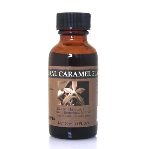 Natural Caramel Flavor