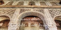 Granada  Alhambra De Granada Palace - 3 - PANO - WEB
