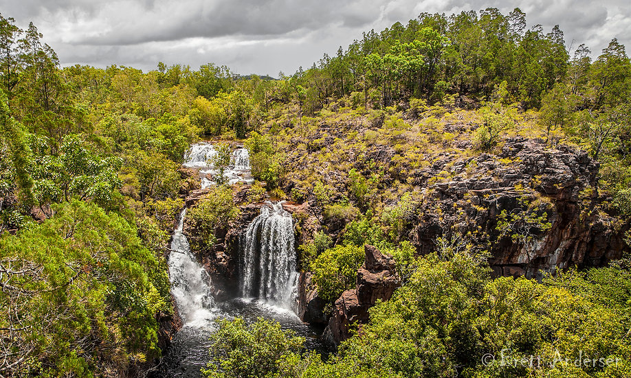 Florence Falls, Litchfield National Park, Northern Territory, Austra