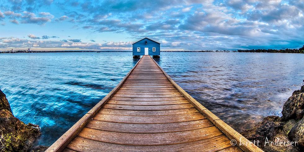 Crawley Boat House, Perth, WA