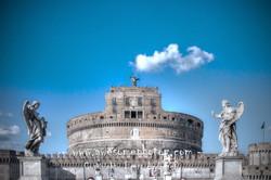 Rome - Castel St Angelo-12 - WEB