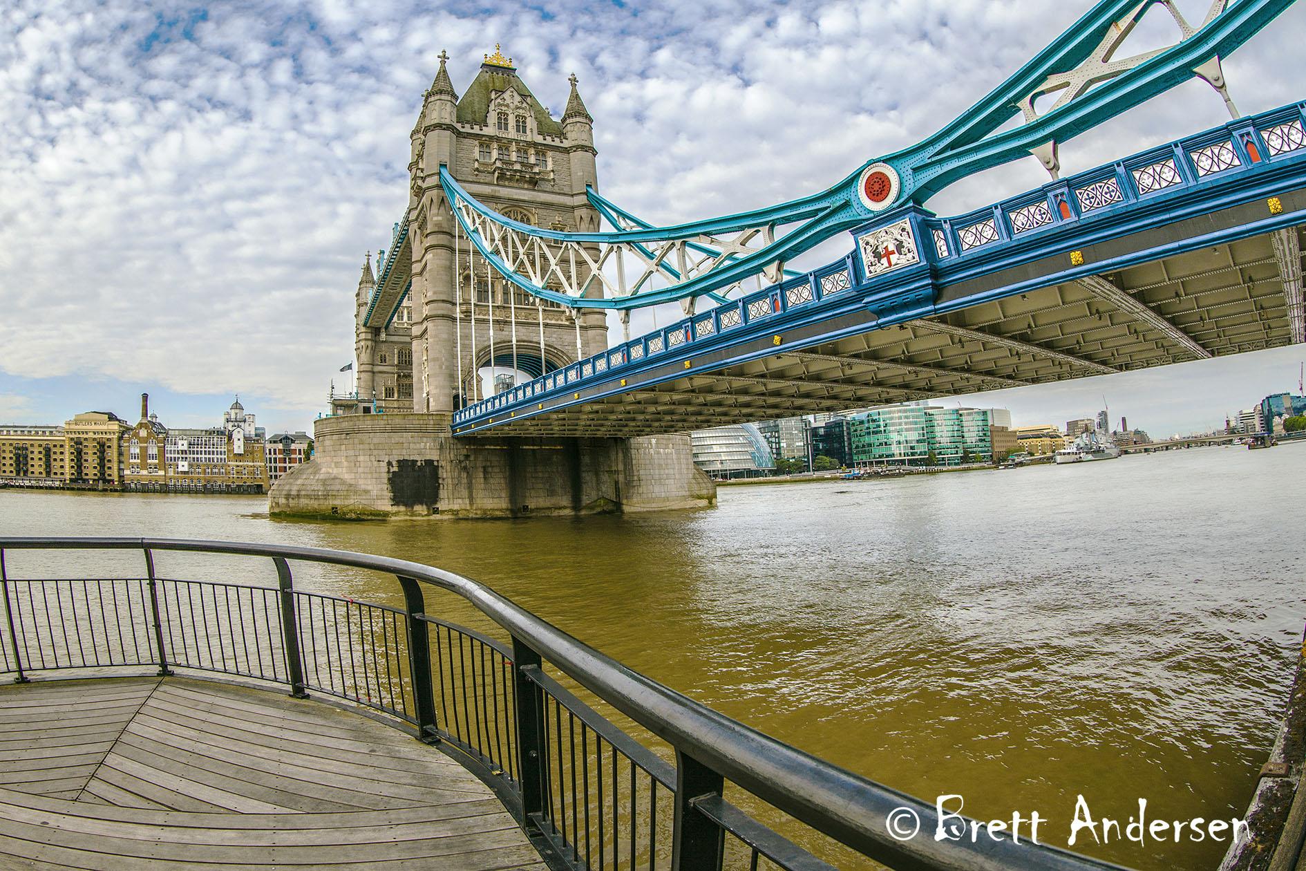 Tower Bridge - 4687-v2 - J