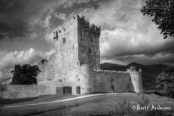 Ross Castle_8899_BW-J-Web