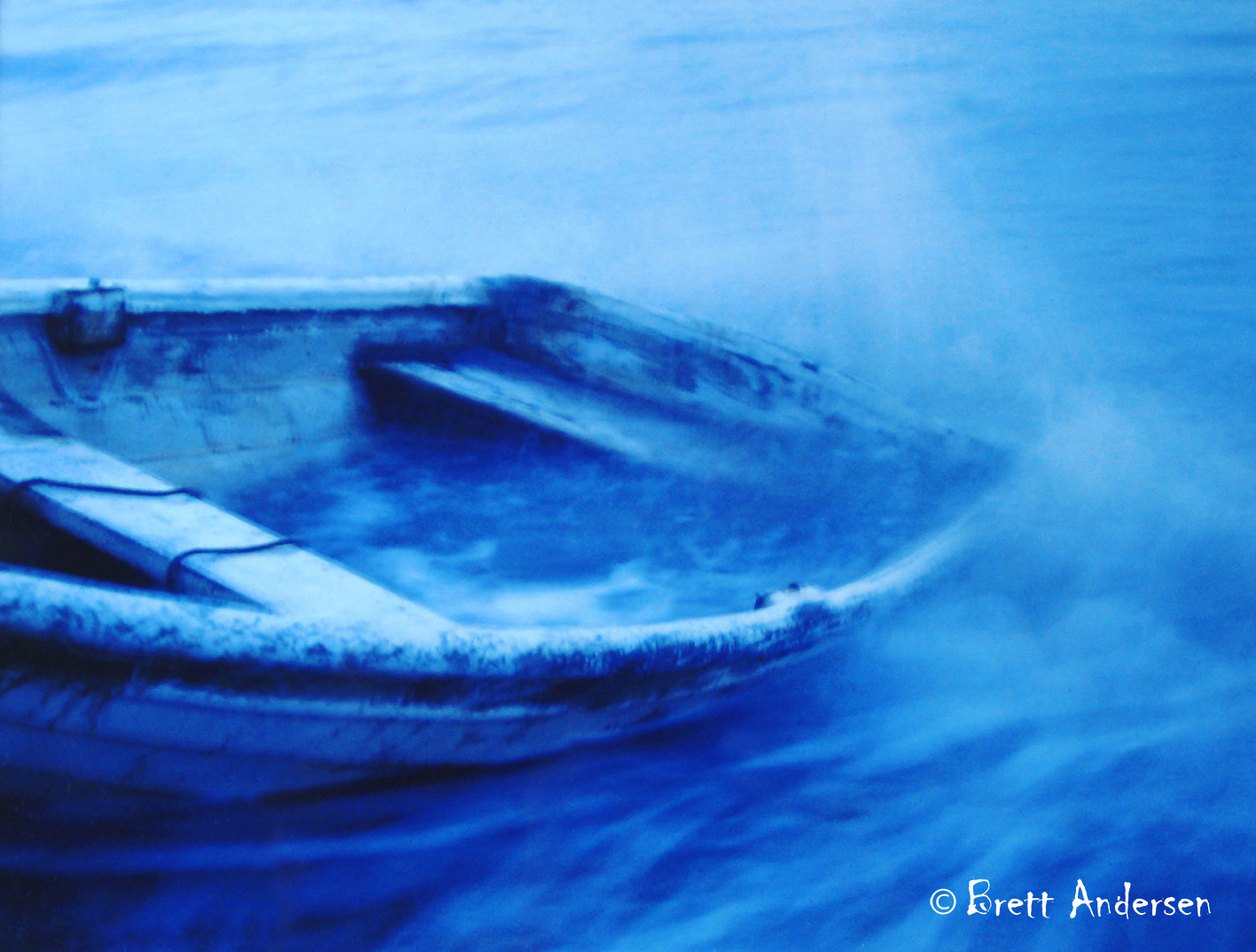 Blue Boats 2 - New - Web