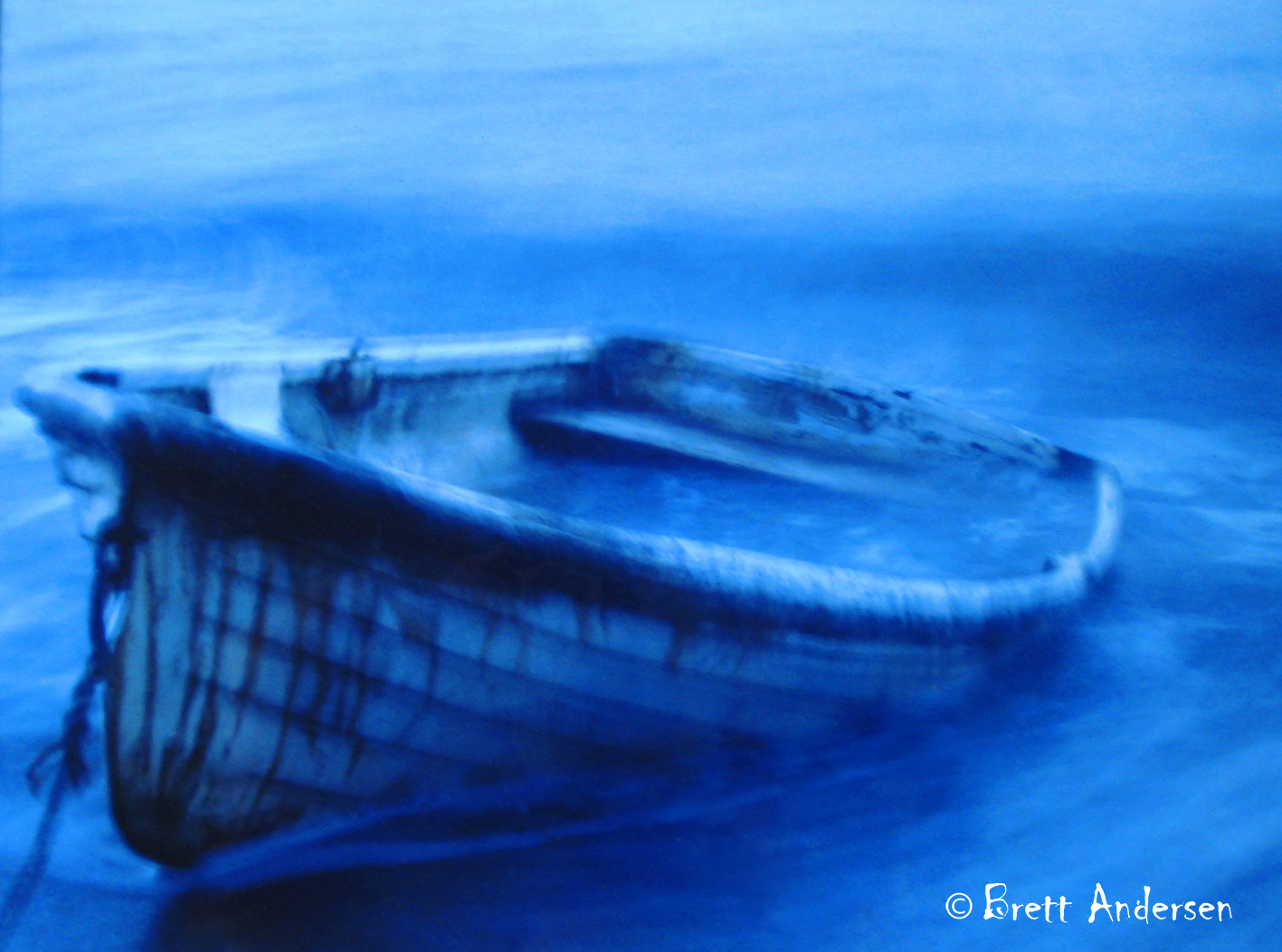 Blue Boats 1 - New - Web