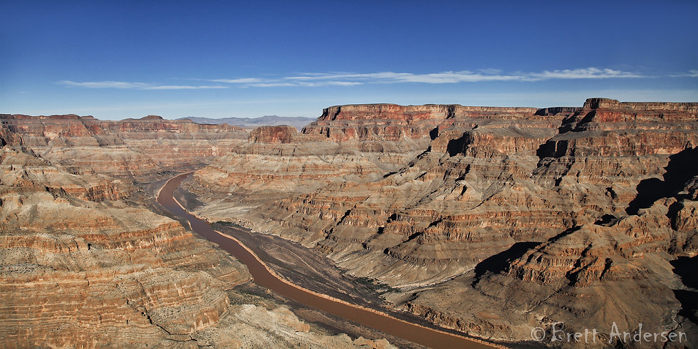 The Grand Canyon, Arizona, United States.