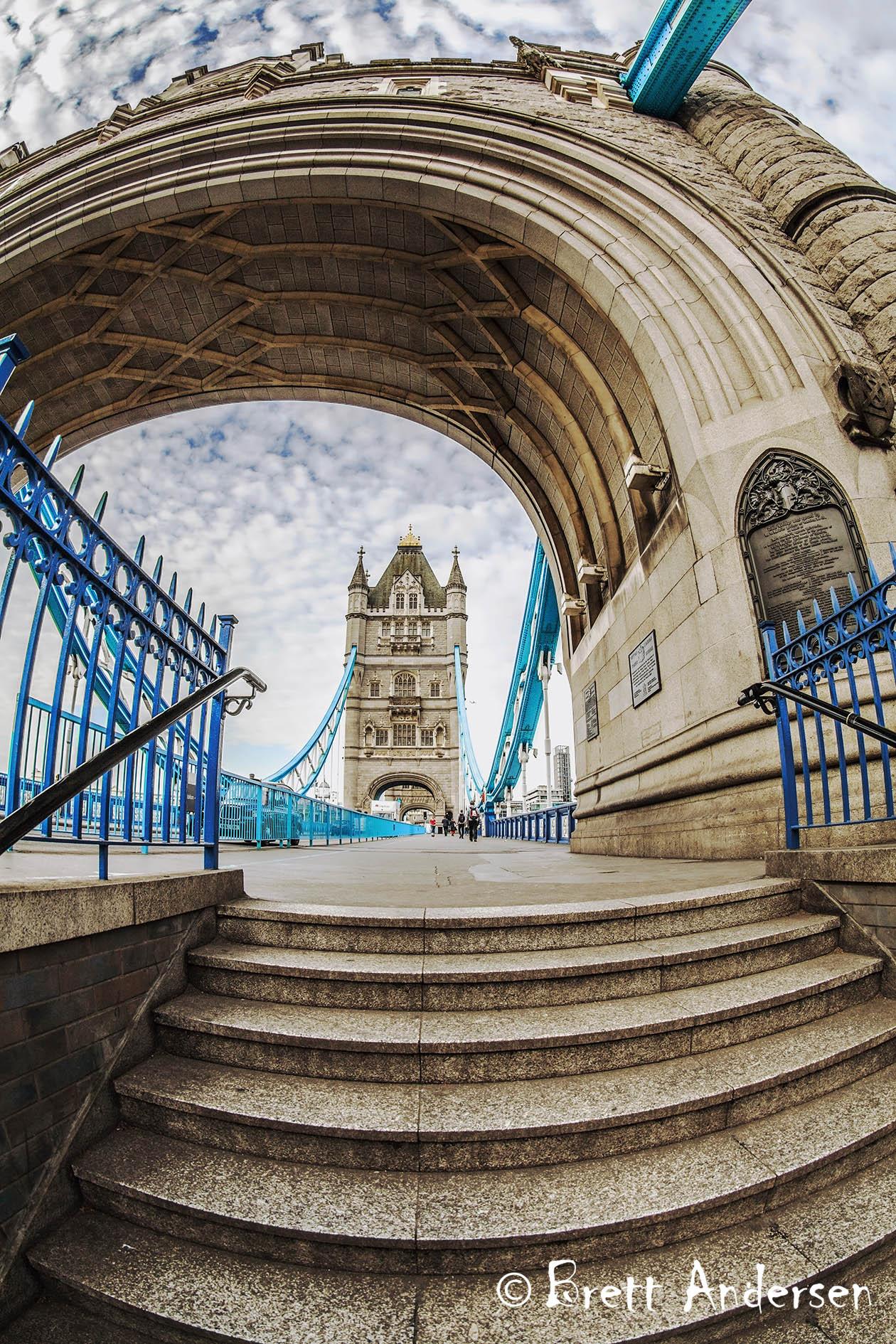 Tower Bridge - 4690-J