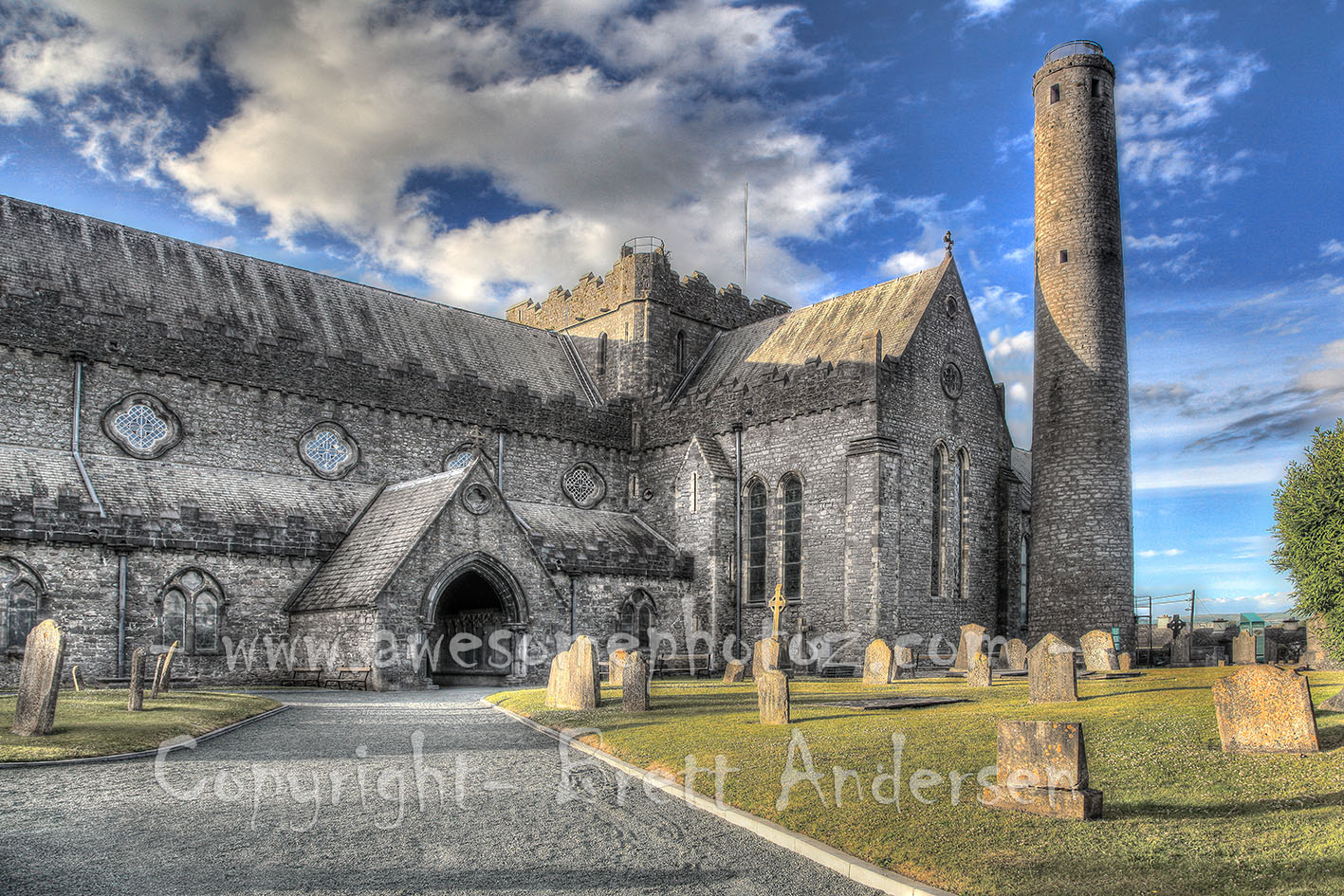 St Canices Cathedral - 1 - Web
