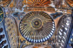 istanbul - Hagia Sophia - 1 - Web