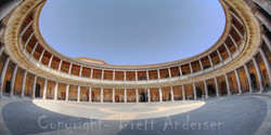 Granada Alhambra De Granada Palace - 5 - PANO - WEB