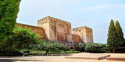 Granada Alhambra De Granada Palace - 4 - PANO - WEB