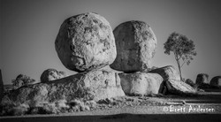 Devils Marbles _5326-BW - PANO - Web
