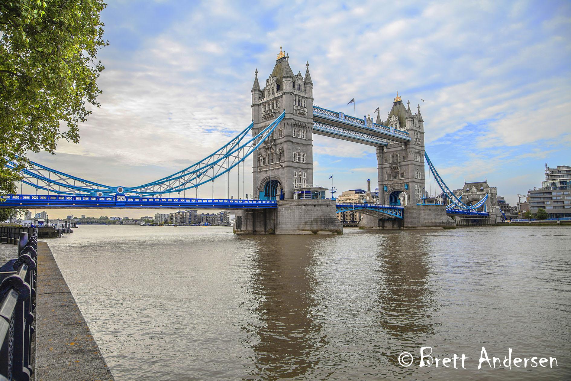 Tower Bridge - 4638 - J