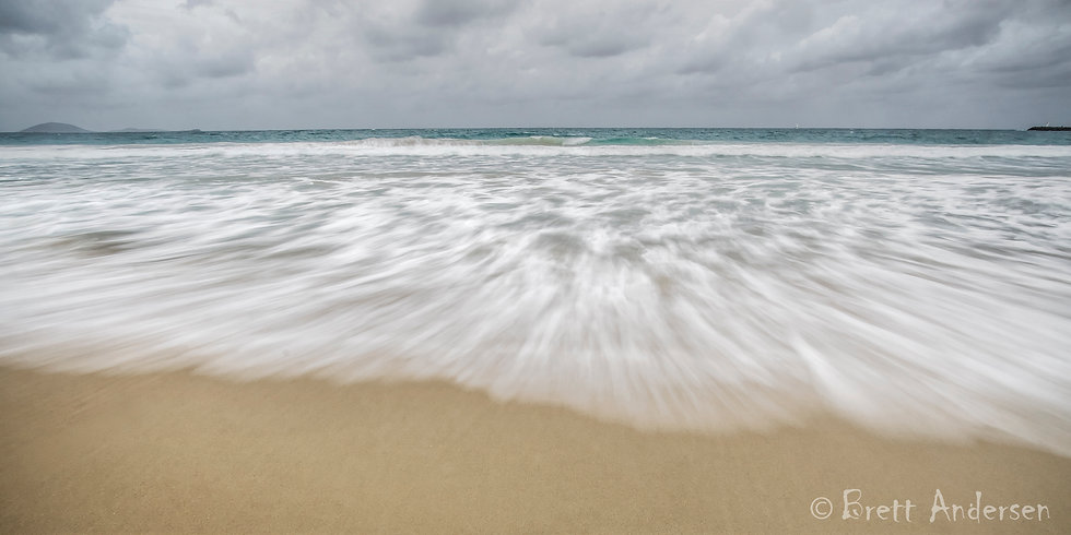 Mooloolaba Beach, Sunshine Coast, Queensland, Australia.