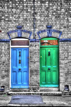 Dublin Doors - 3 - Web