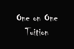 One on One Tuition