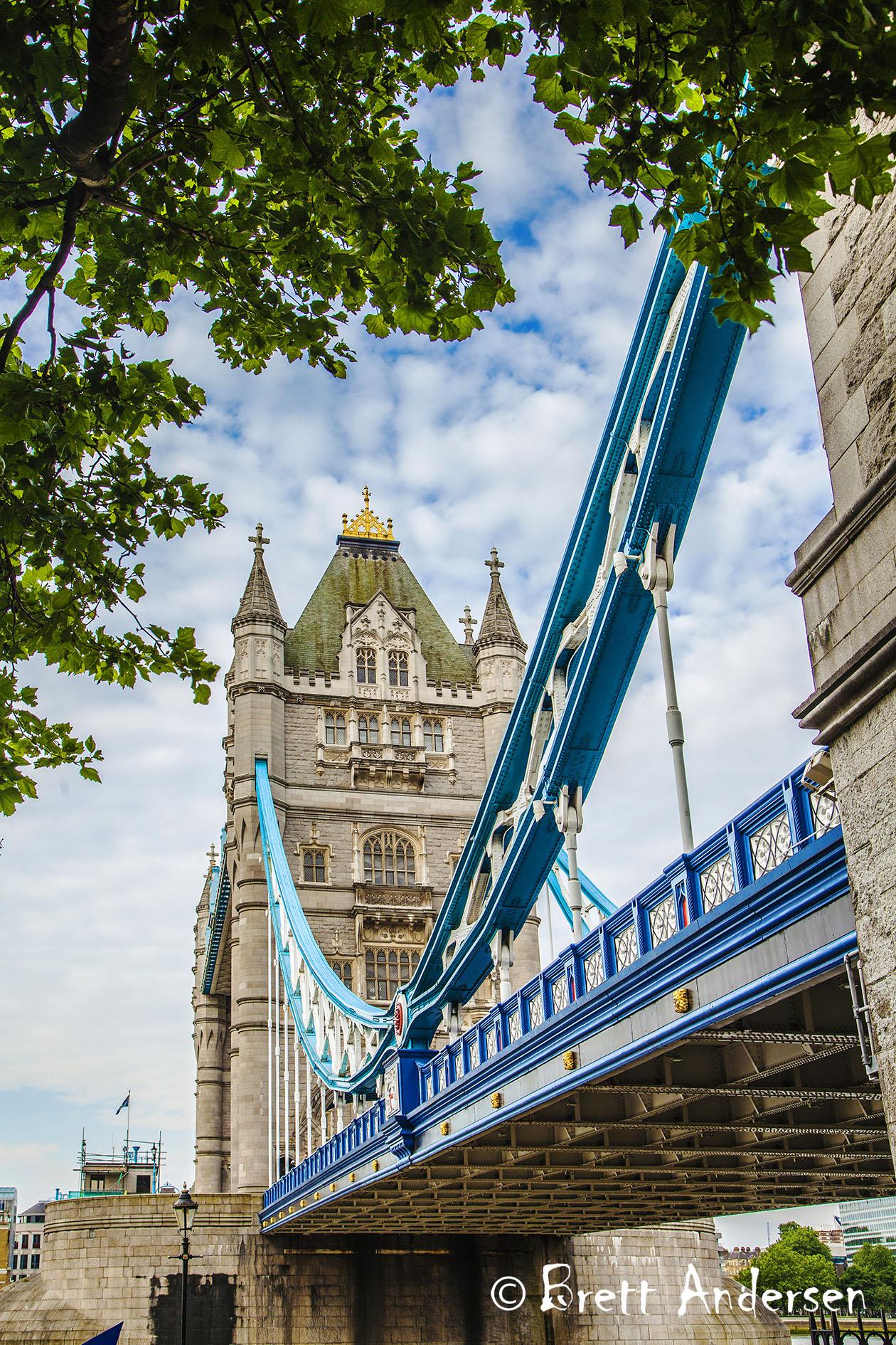 Tower Bridge - 4680-J