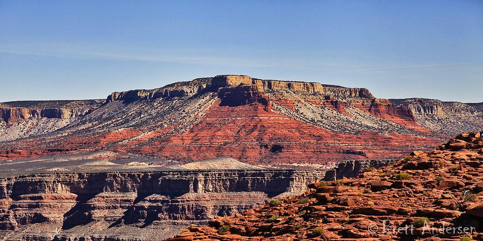 The Grand Canyon, Arizona, United States.