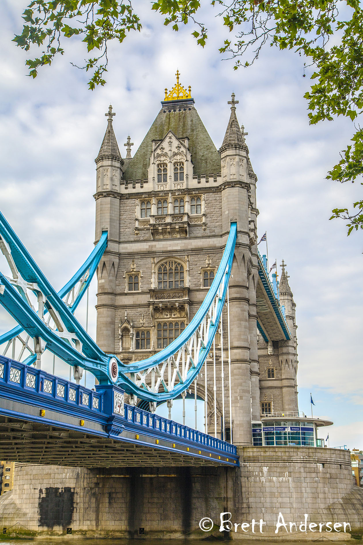 Tower Bridge - 4669-J