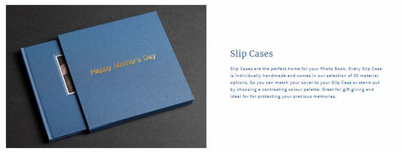 Slip Cases