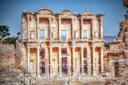 Ephesus - Library of Celsus-Web
